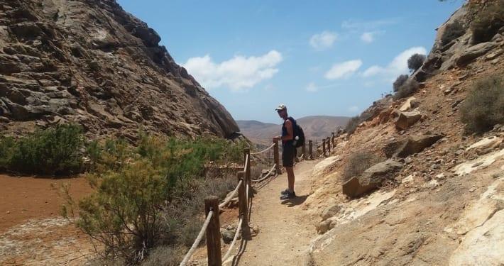 wandelen Fuerteventura