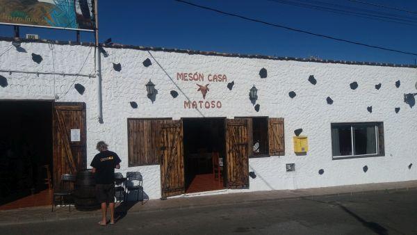 restaurant Matoso Fuerteventura