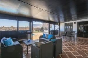 VillaVital veranda patio 3