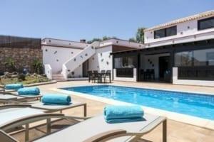VillaVital zwembad pool 8
